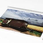 Oryginalny kalendarz promocyjny dla firm