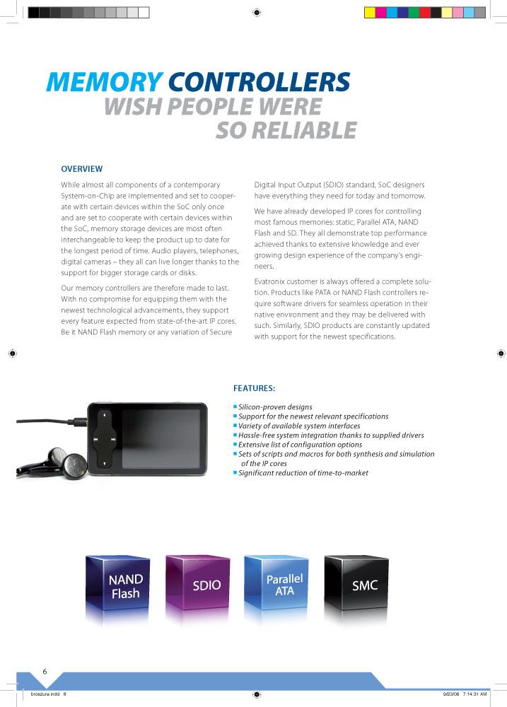 promotional materials - brochure - CS MEDIA | Agencja Reklamowa