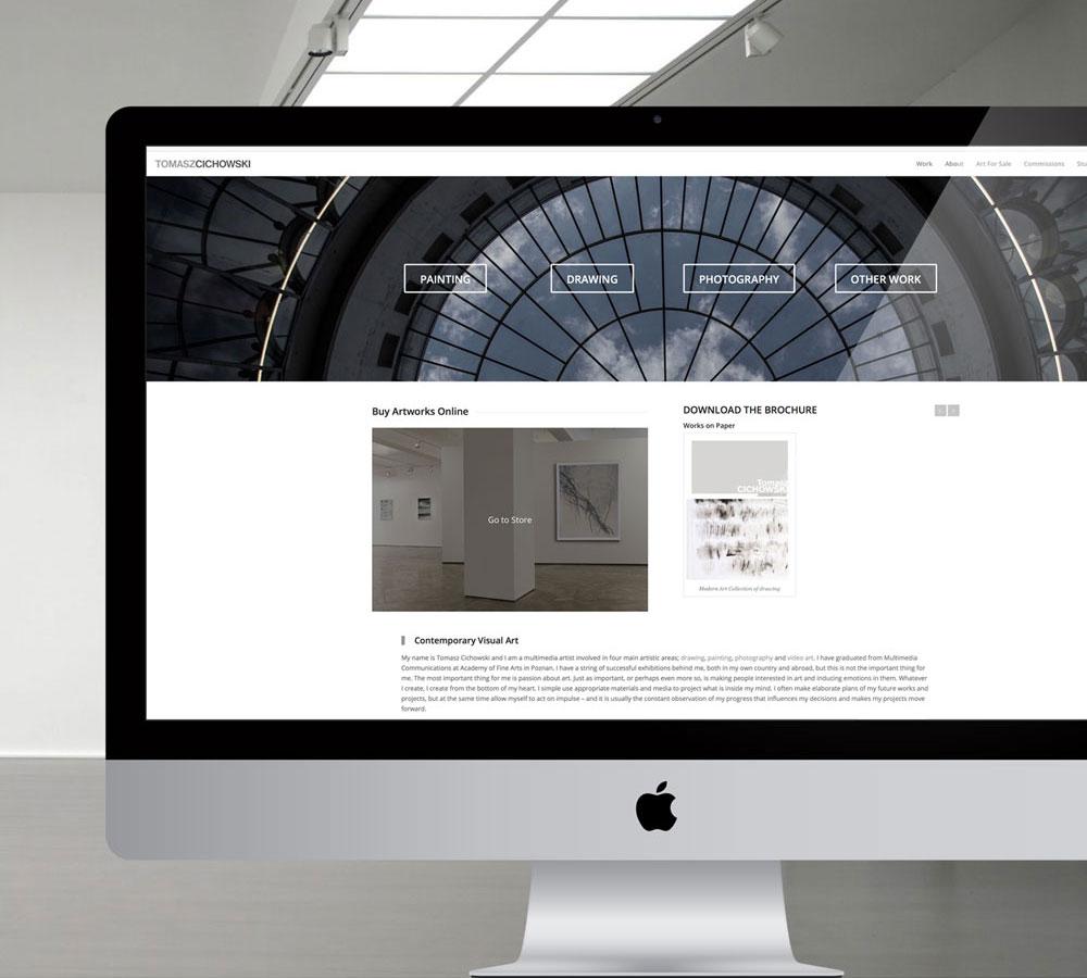 Professional Photography Websites Design